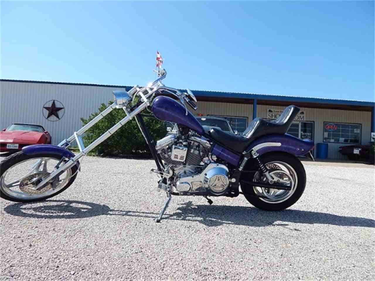 Large Picture of 2000 Custom Motorcycle located in Texas Offered by Lone Star Muscle Cars - L8JJ