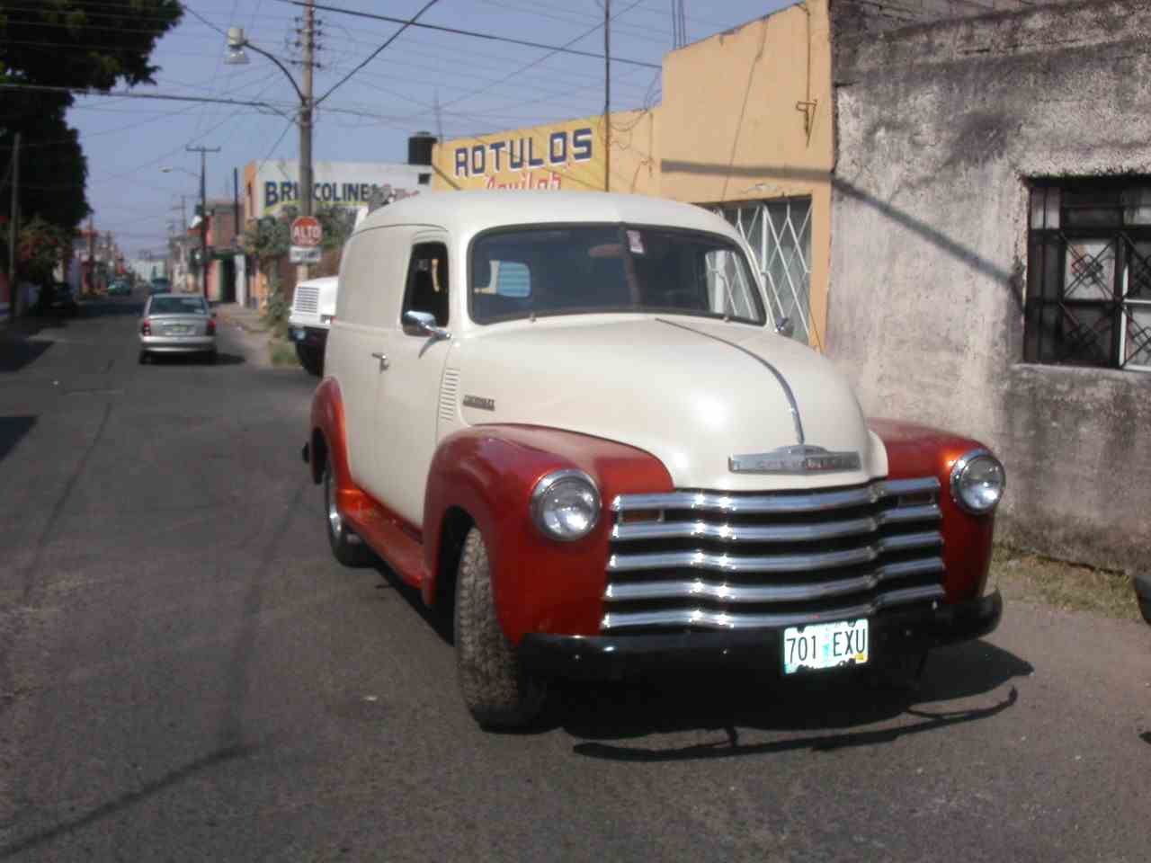 Large Picture of Classic '48 Chevrolet Panel Truck located in Oregon - LEFN