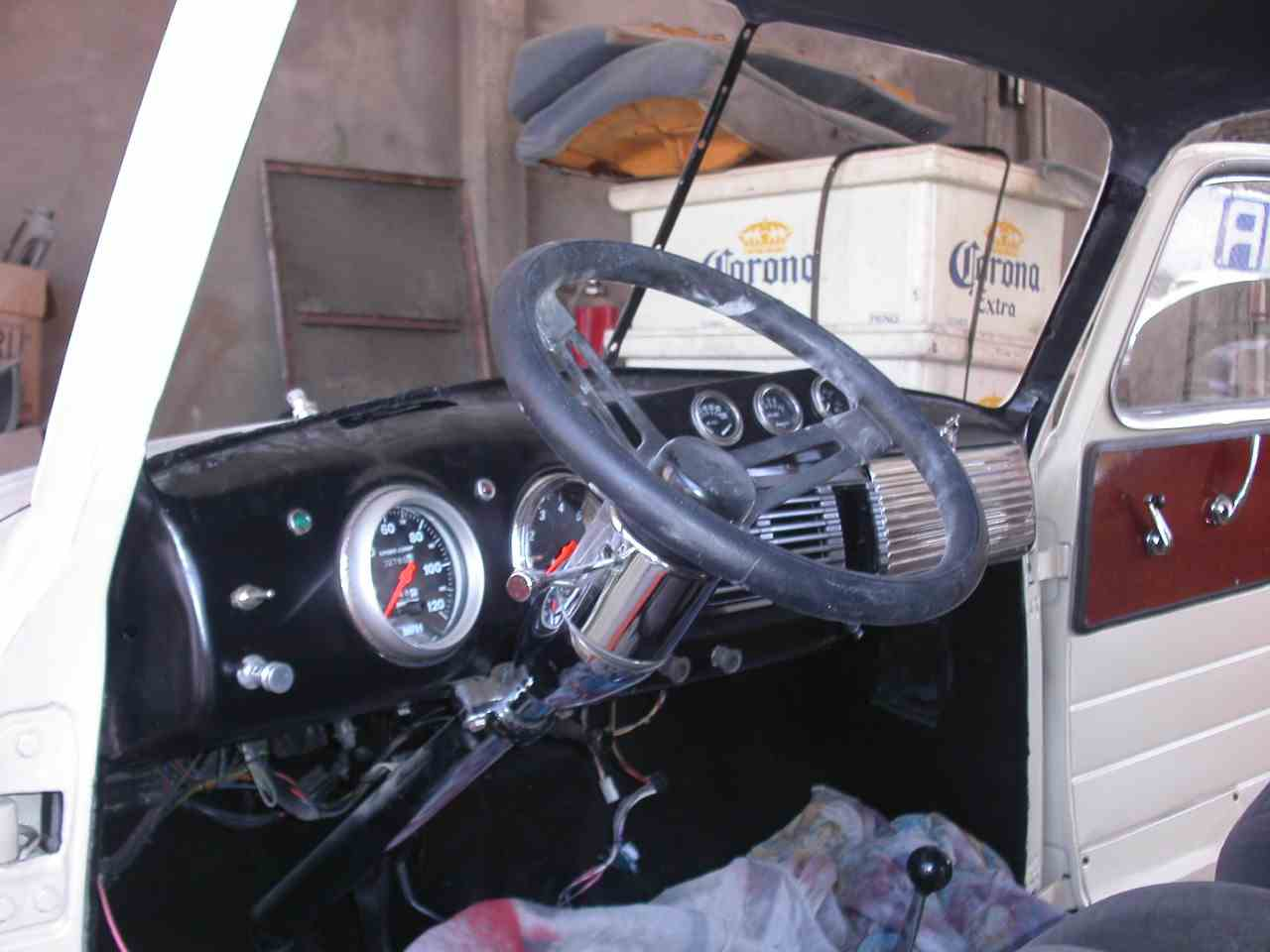Large Picture of 1948 Chevrolet Panel Truck - $16,500.00 Offered by a Private Seller - LEFN
