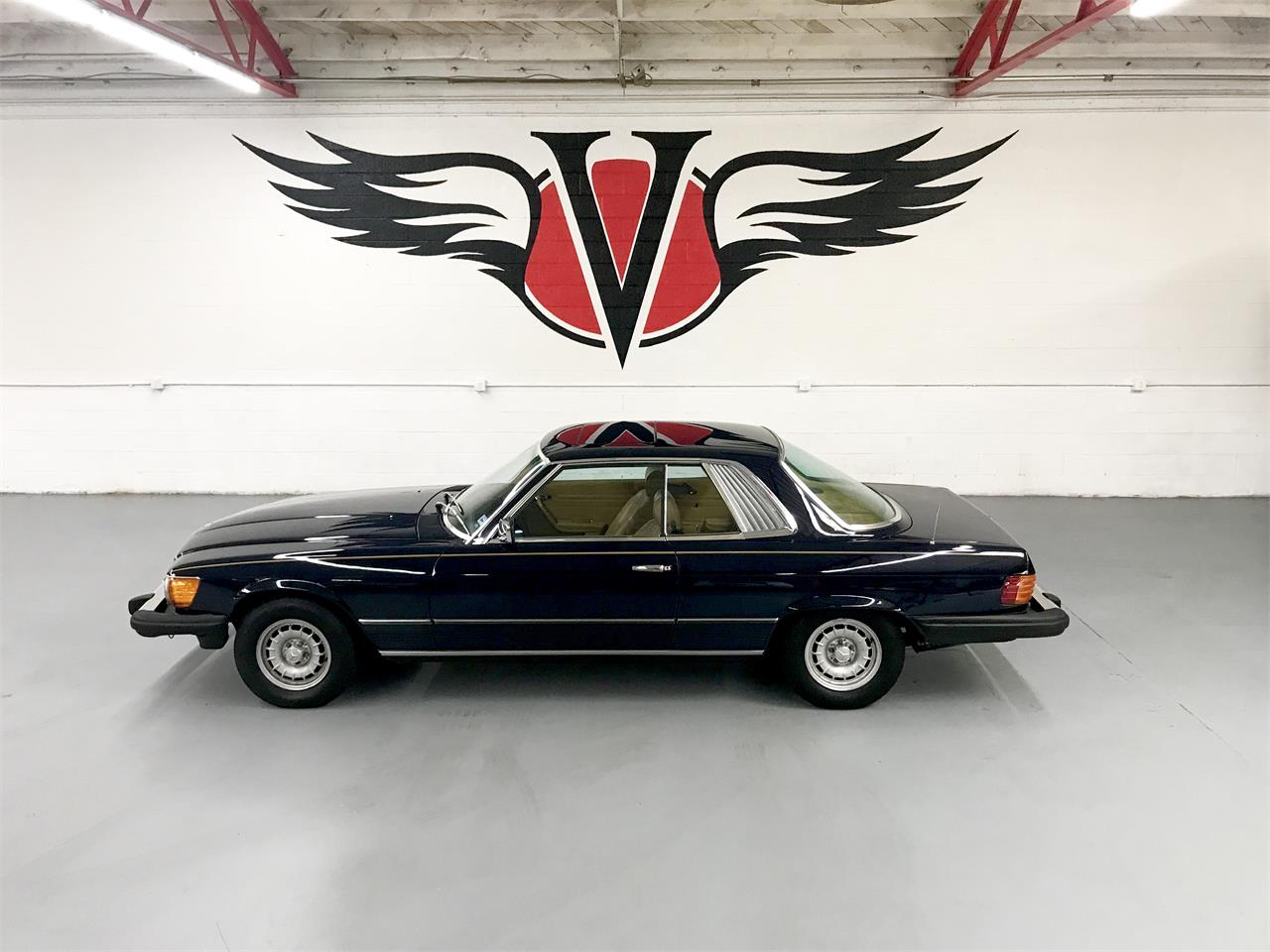 Large Picture of '80 450SL - LEFR