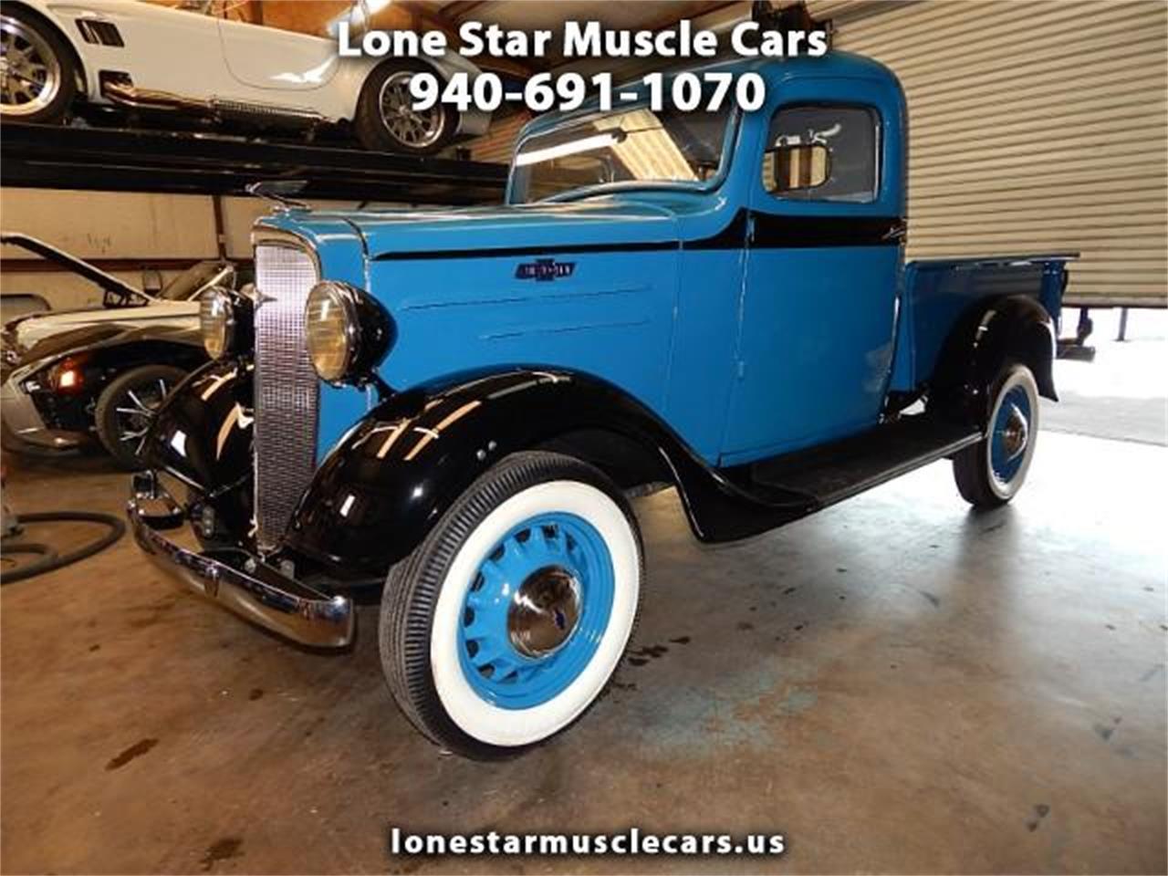 Large Picture of '36 Pickup - L8JM