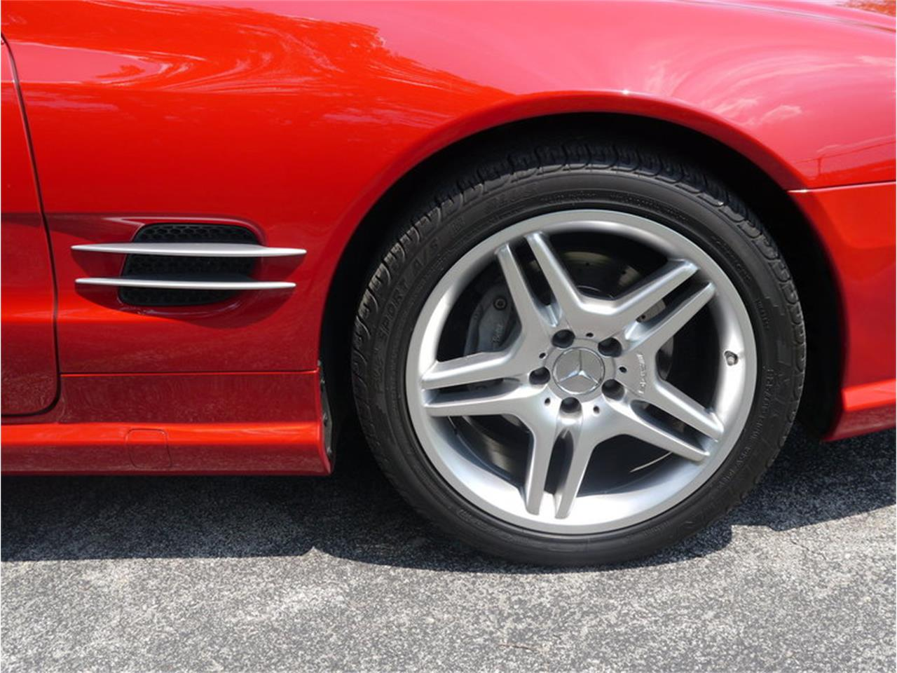 Large Picture of '06 SL500 located in Illinois - $26,900.00 - LEGR