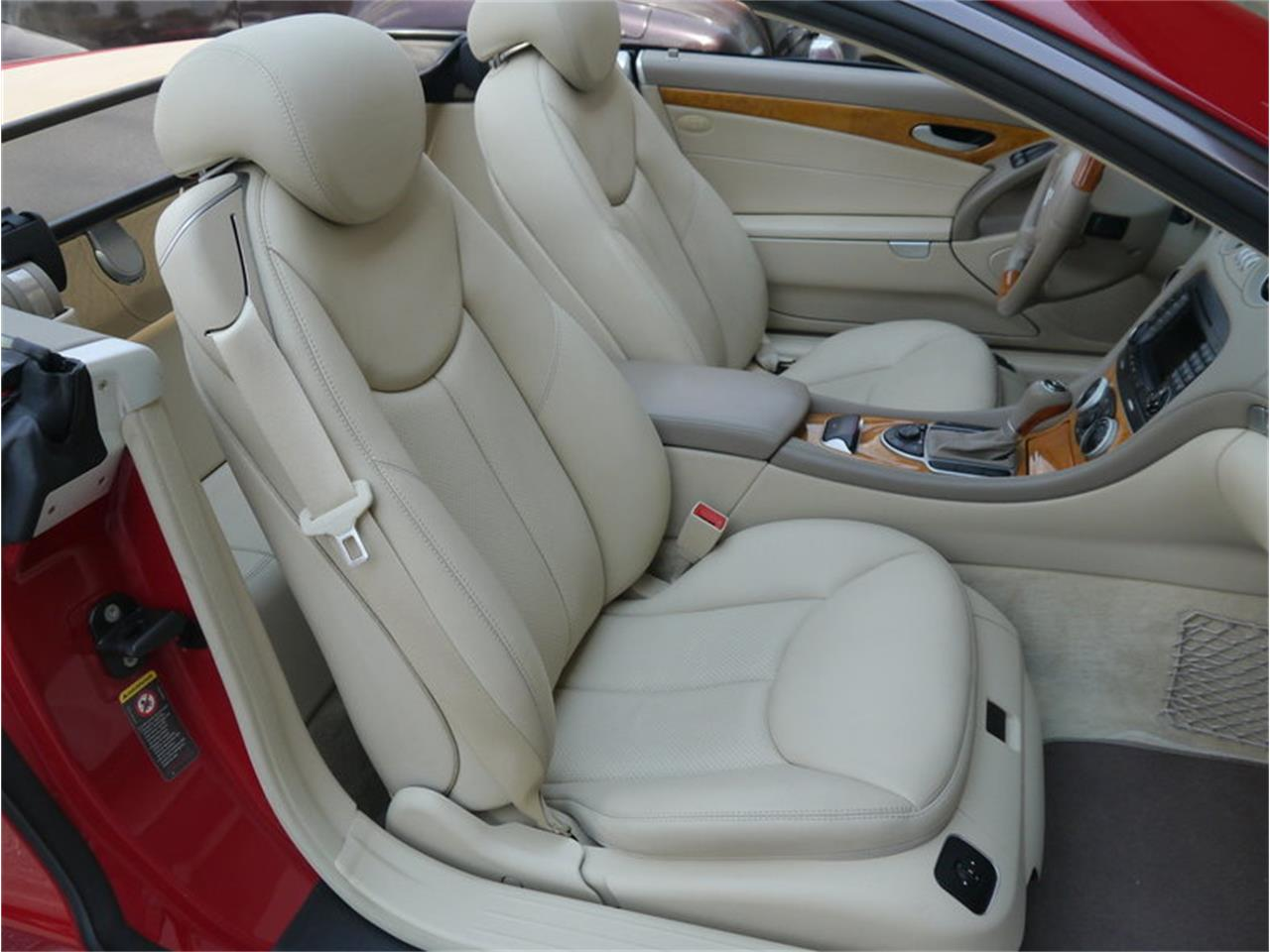 Large Picture of '06 SL500 - LEGR