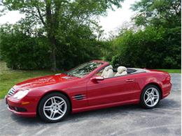 Picture of '06 Mercedes-Benz SL500 - $26,900.00 Offered by Midwest Car Exchange - LEGR