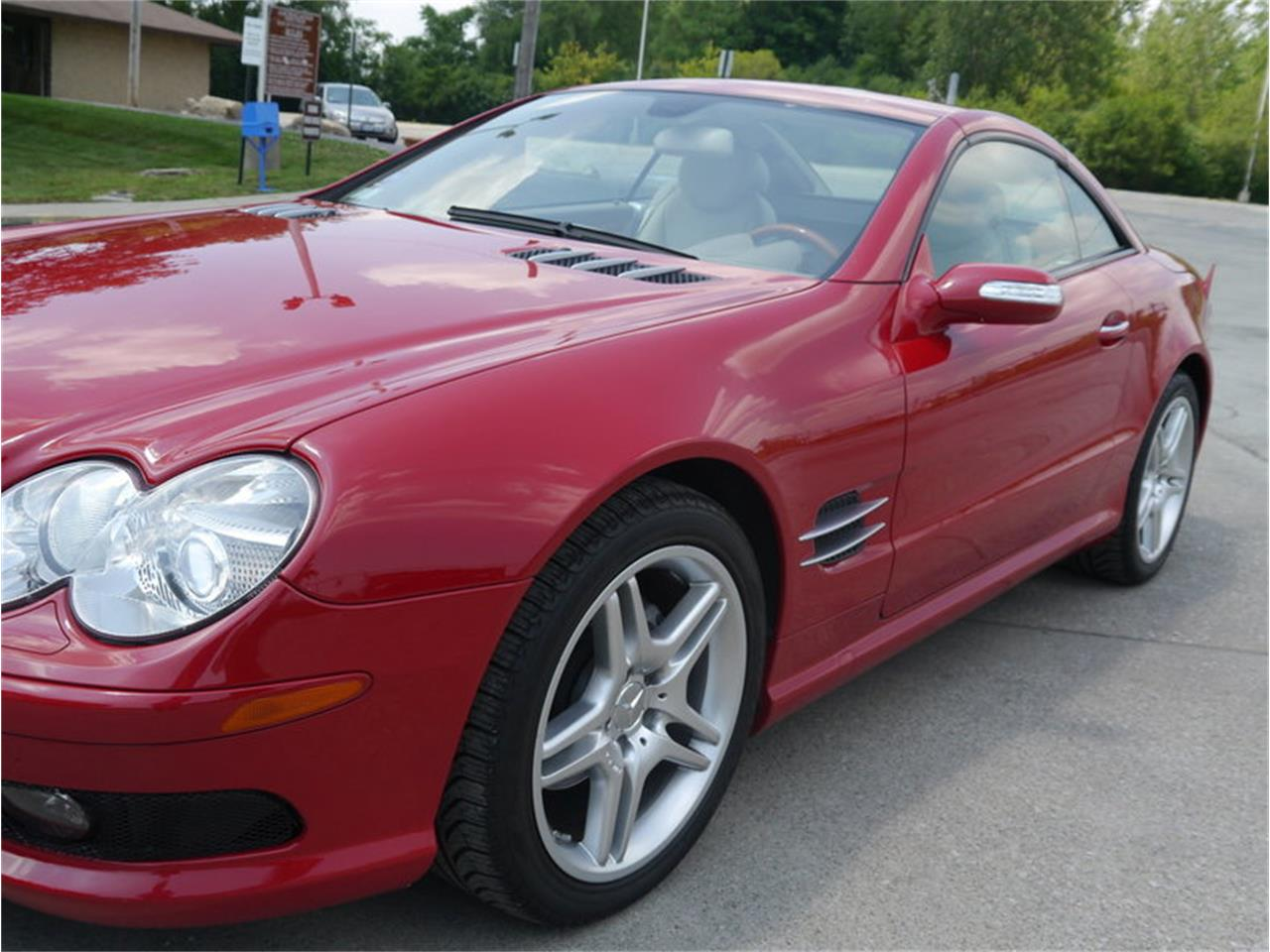 Large Picture of 2006 SL500 - LEGR