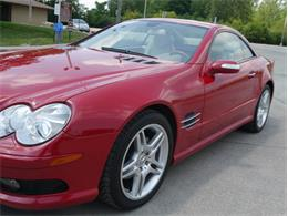 Picture of '06 Mercedes-Benz SL500 located in Alsip Illinois - LEGR