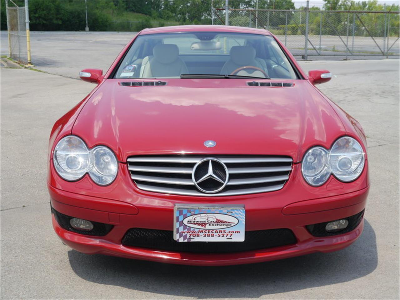 Large Picture of '06 Mercedes-Benz SL500 located in Illinois - LEGR