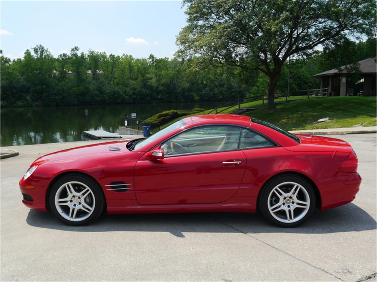 Large Picture of 2006 Mercedes-Benz SL500 located in Alsip Illinois - LEGR