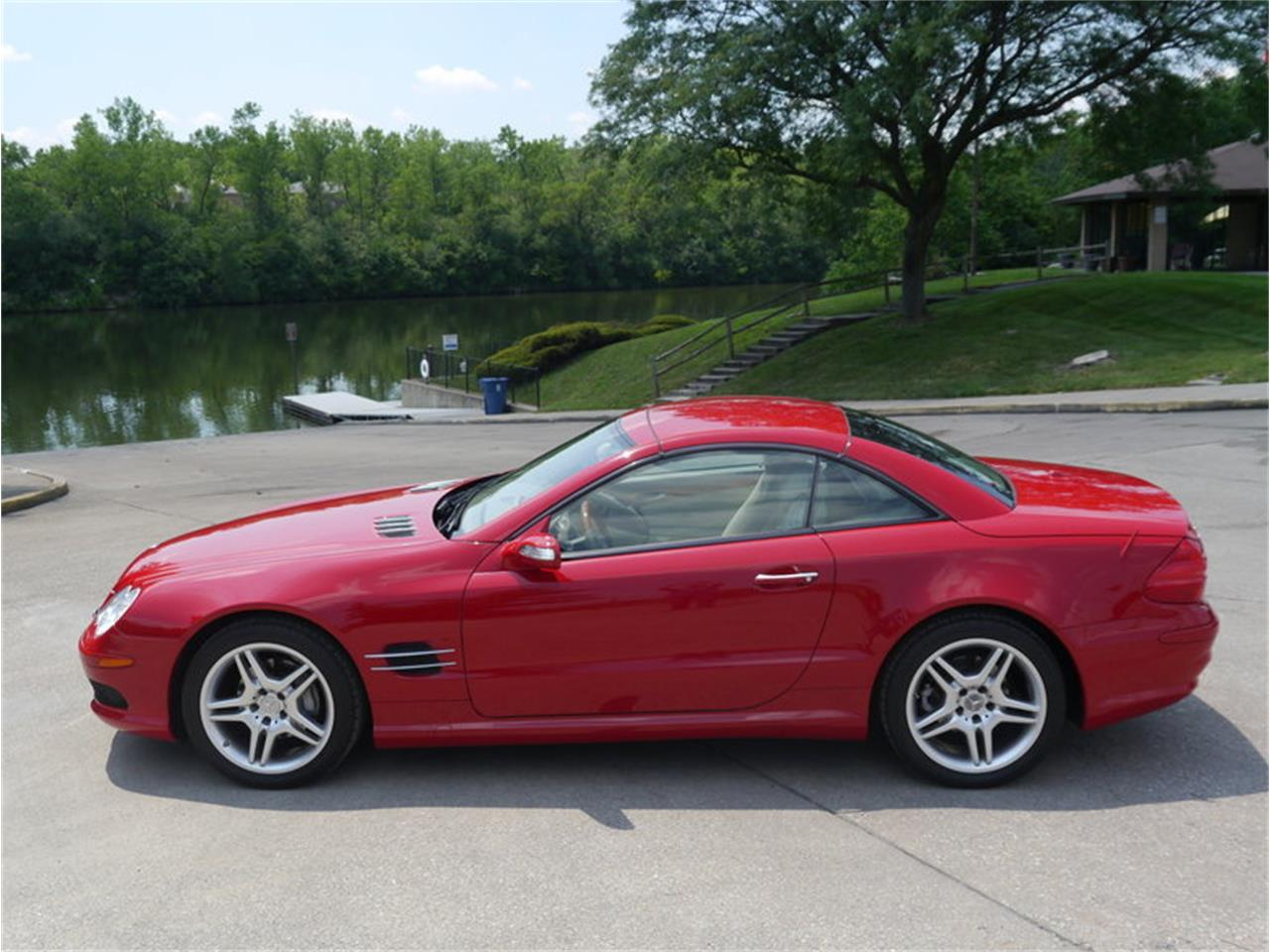 Large Picture of 2006 SL500 Offered by Midwest Car Exchange - LEGR