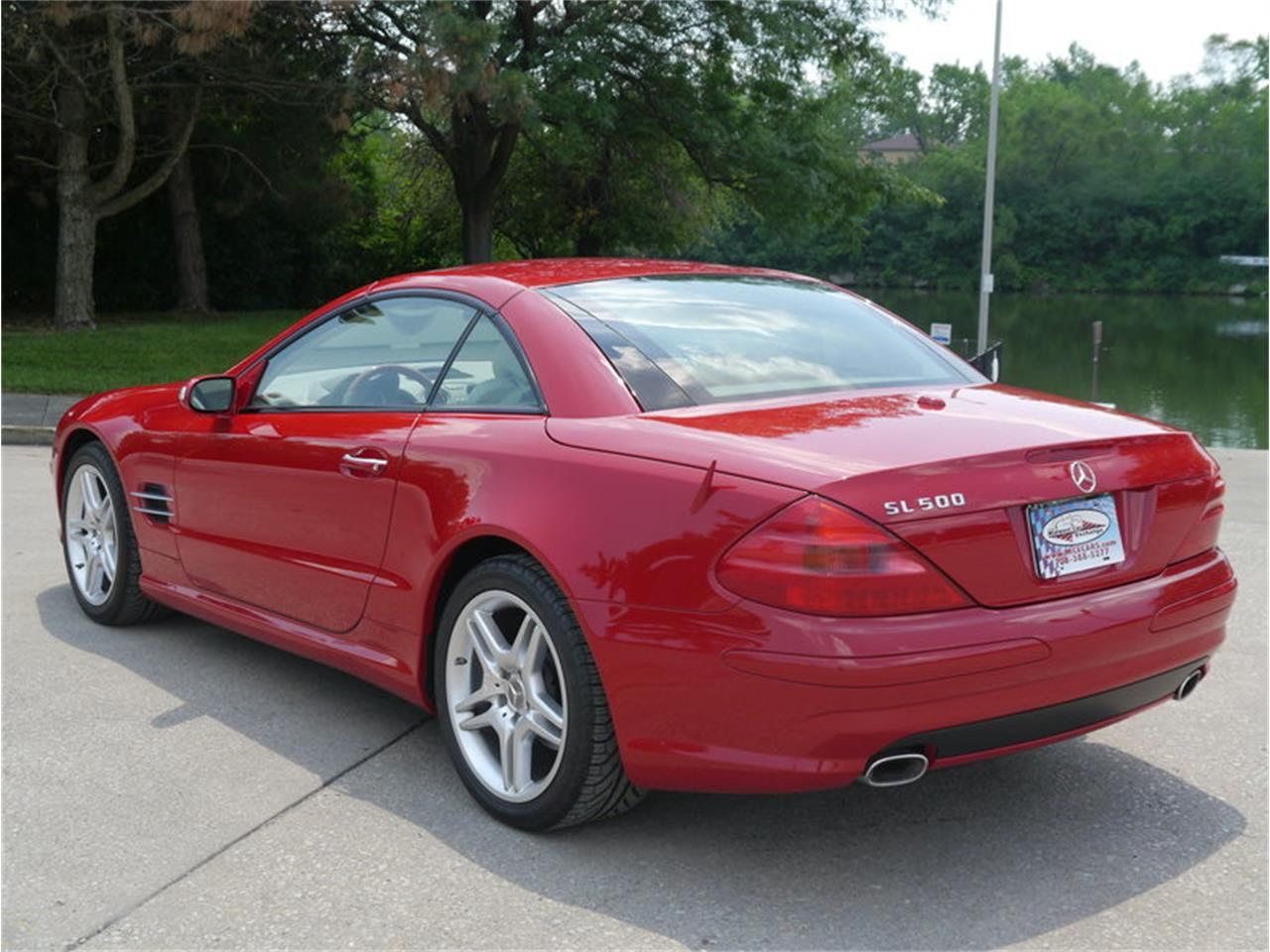 Large Picture of '06 SL500 located in Illinois - LEGR