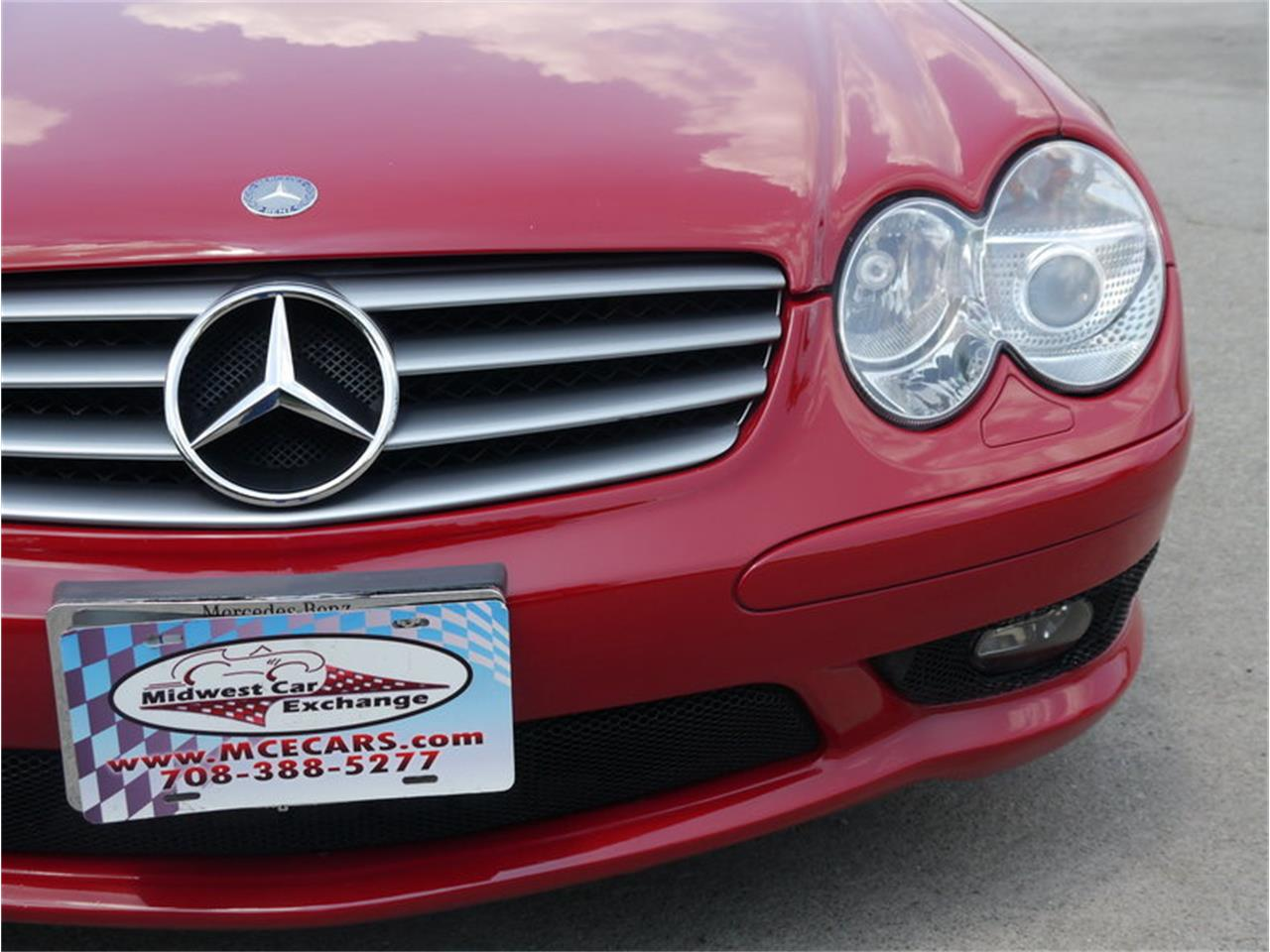 Large Picture of '06 Mercedes-Benz SL500 Offered by Midwest Car Exchange - LEGR