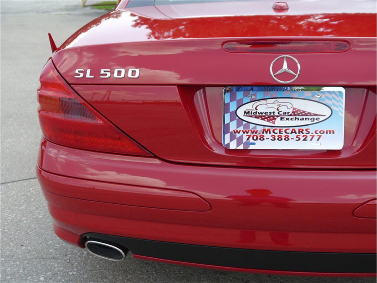 Large Picture of '06 Mercedes-Benz SL500 located in Alsip Illinois - LEGR