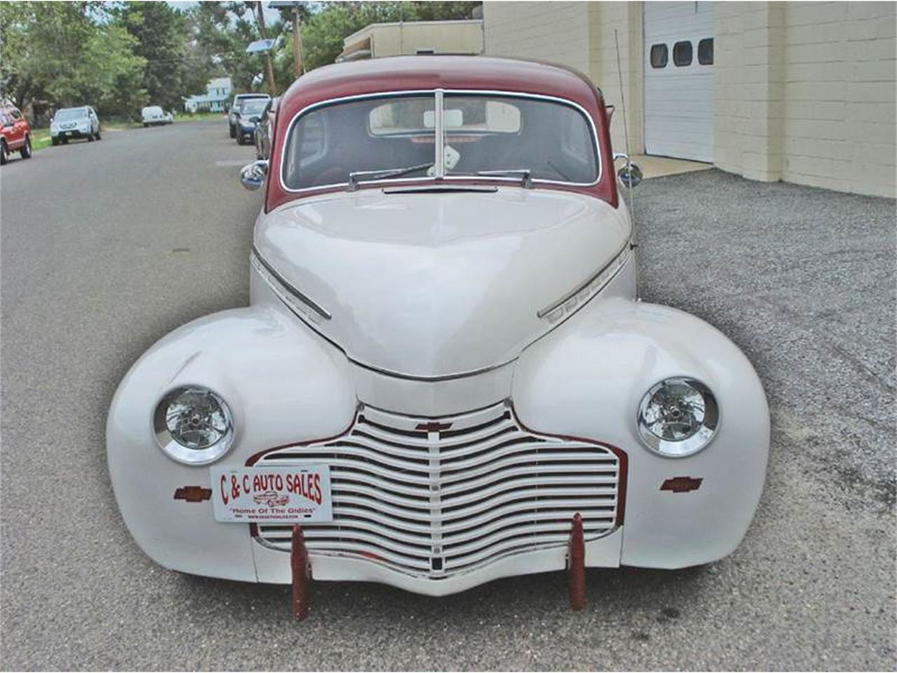 Large Picture of 1941 Chevrolet Hot Rod located in Riverside New Jersey - $14,900.00 Offered by C & C Auto Sales - LEGY