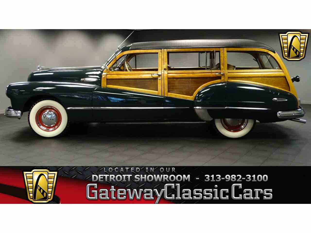 Large Picture of '47 Woody Wagon - LEH5