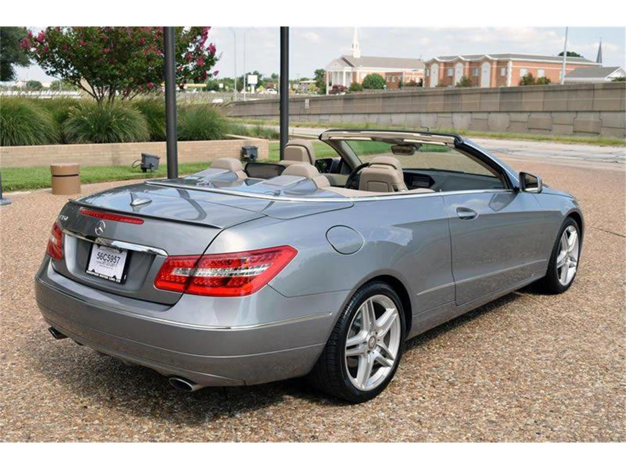 Large Picture of '11 Mercedes-Benz E-Class - LEHJ