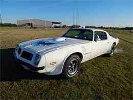 Picture of '75 Pontiac Firebird Trans Am located in Wichita Falls Texas Offered by Lone Star Muscle Cars - L8JT