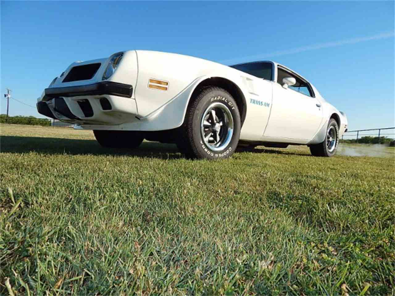 Large Picture of '75 Firebird Trans Am Offered by Lone Star Muscle Cars - L8JT