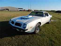 Picture of 1975 Firebird Trans Am located in Wichita Falls Texas Offered by Lone Star Muscle Cars - L8JT
