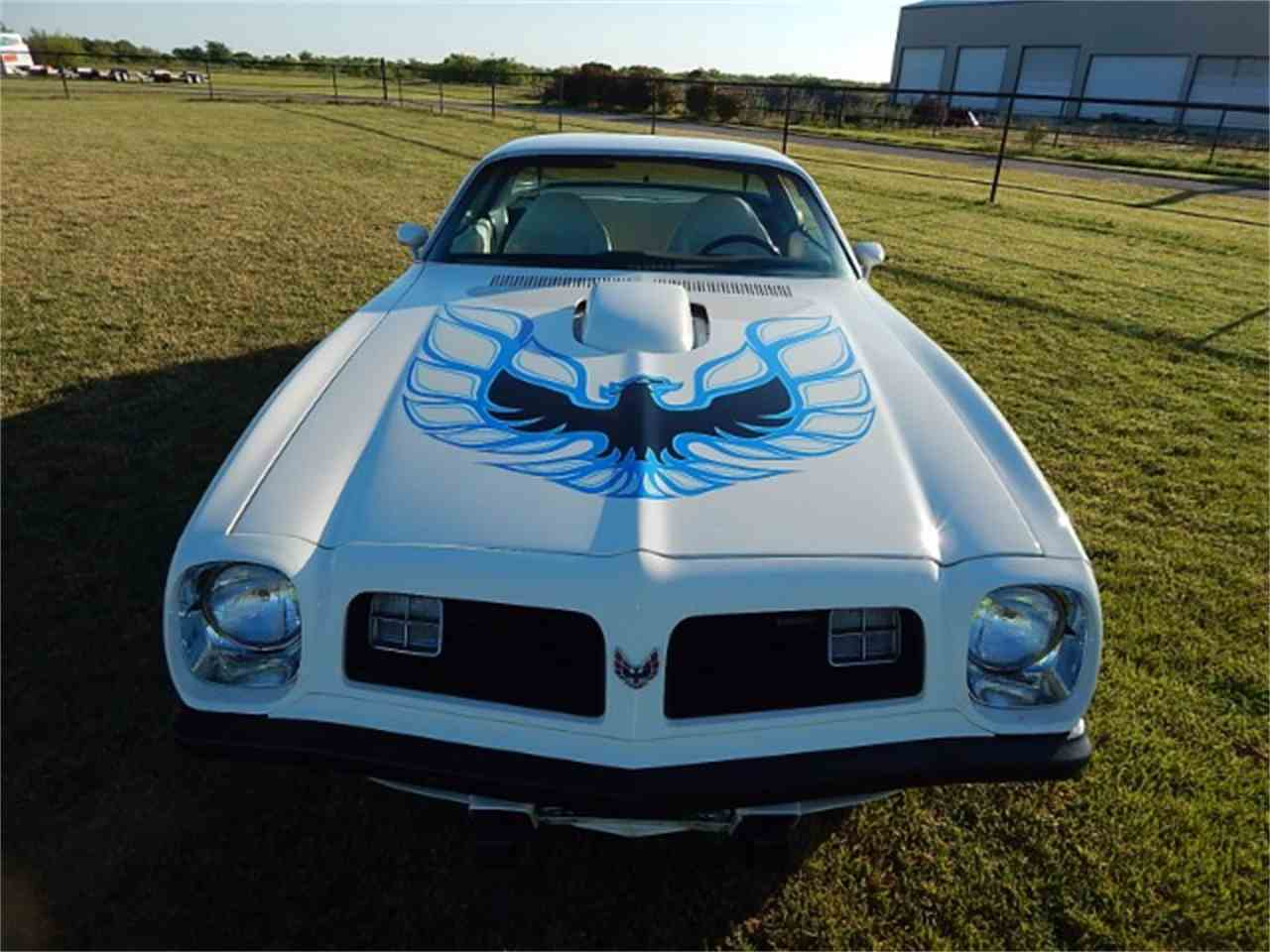 Large Picture of '75 Firebird Trans Am located in Texas - $31,900.00 Offered by Lone Star Muscle Cars - L8JT