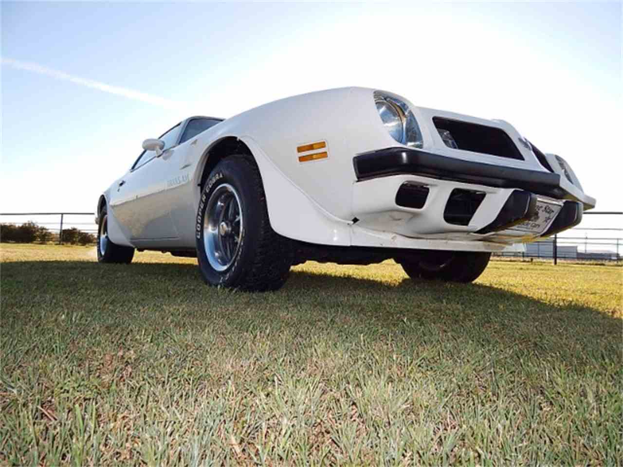 Large Picture of 1975 Pontiac Firebird Trans Am Offered by Lone Star Muscle Cars - L8JT