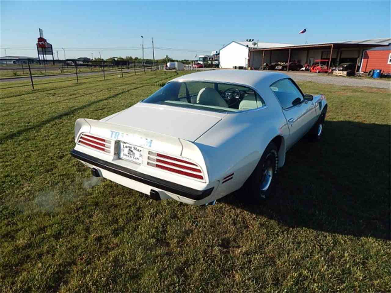 Large Picture of 1975 Firebird Trans Am located in Texas - $31,900.00 - L8JT
