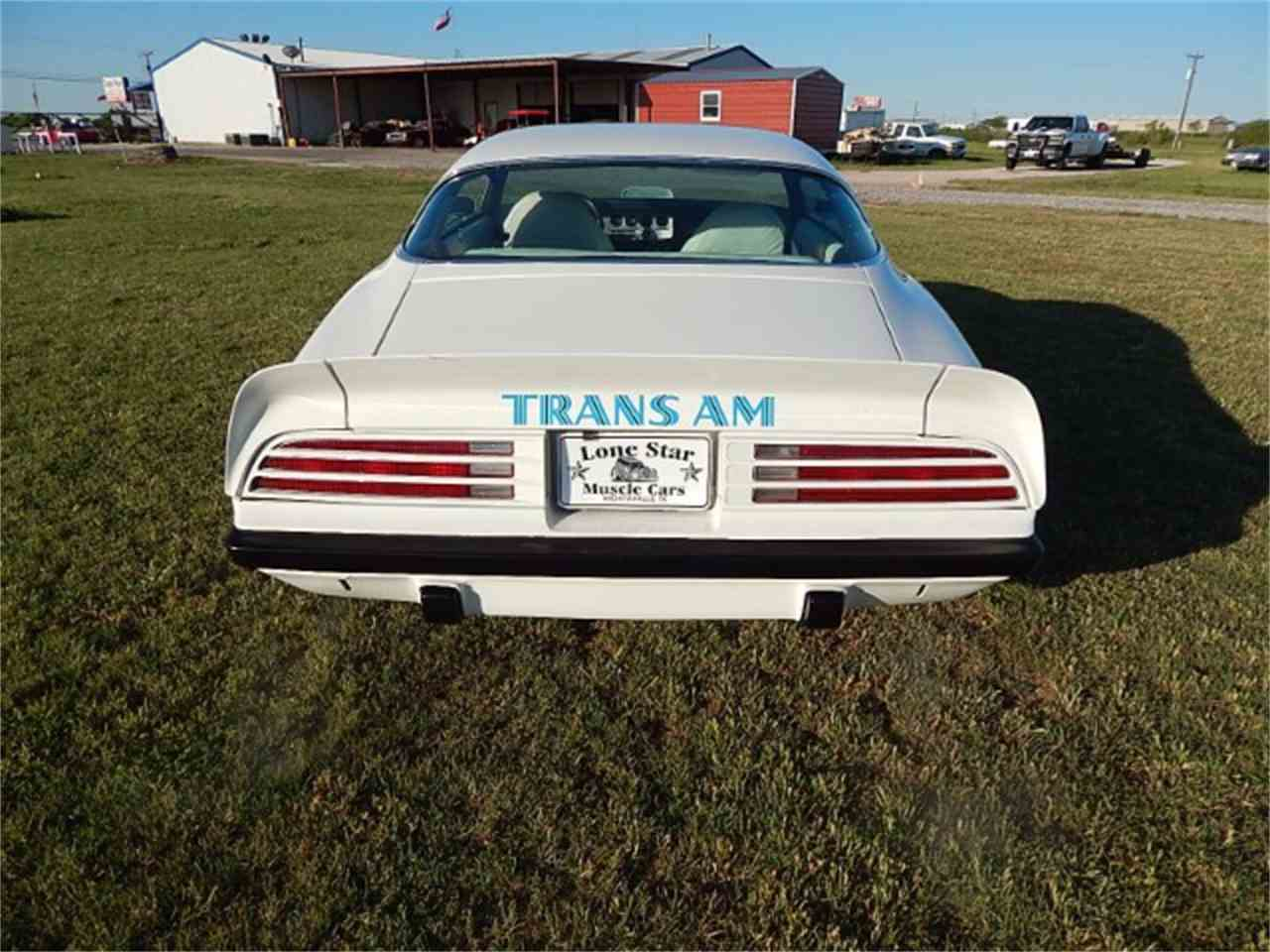 Large Picture of 1975 Firebird Trans Am - L8JT
