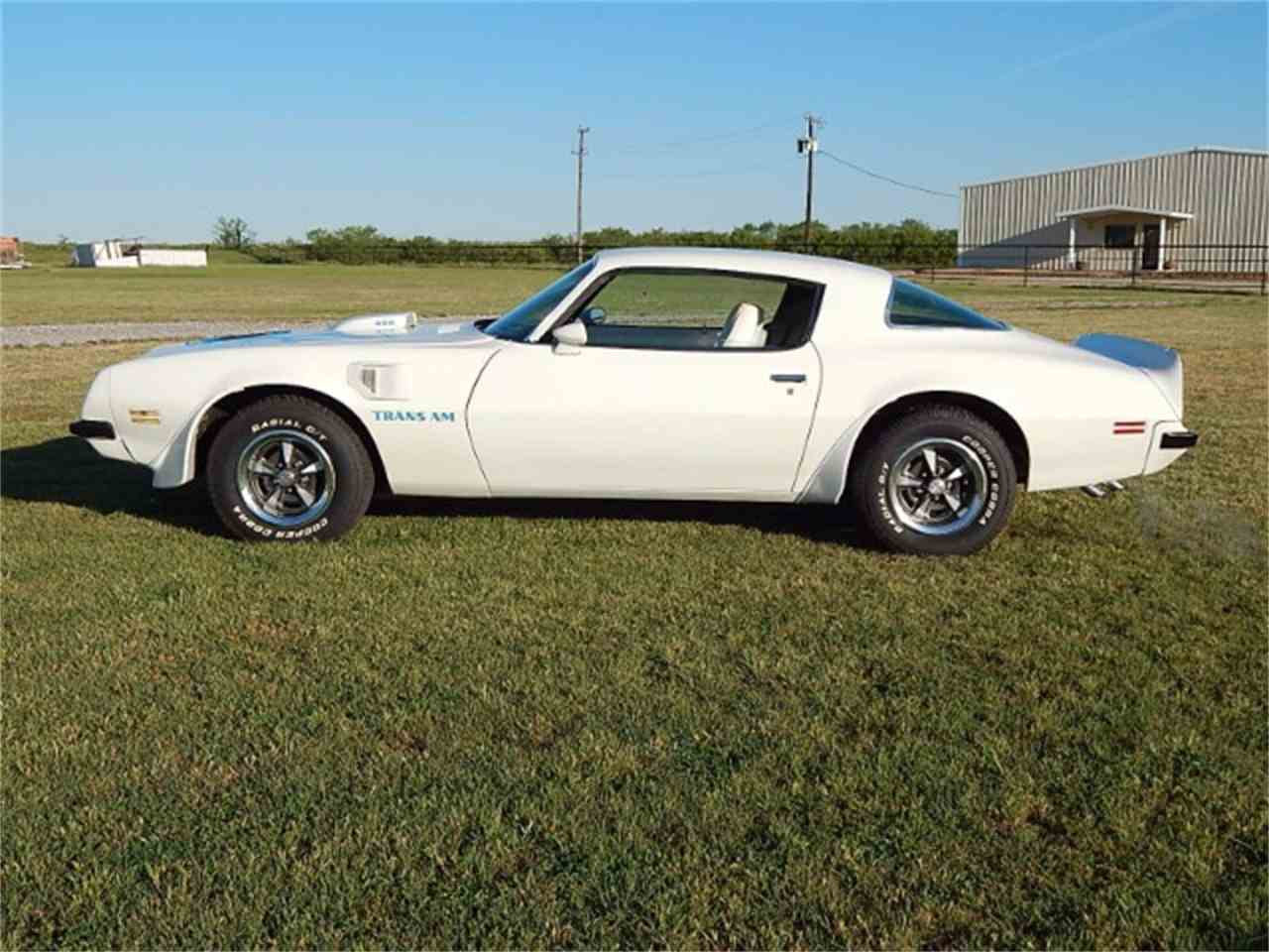 Large Picture of 1975 Firebird Trans Am Offered by Lone Star Muscle Cars - L8JT