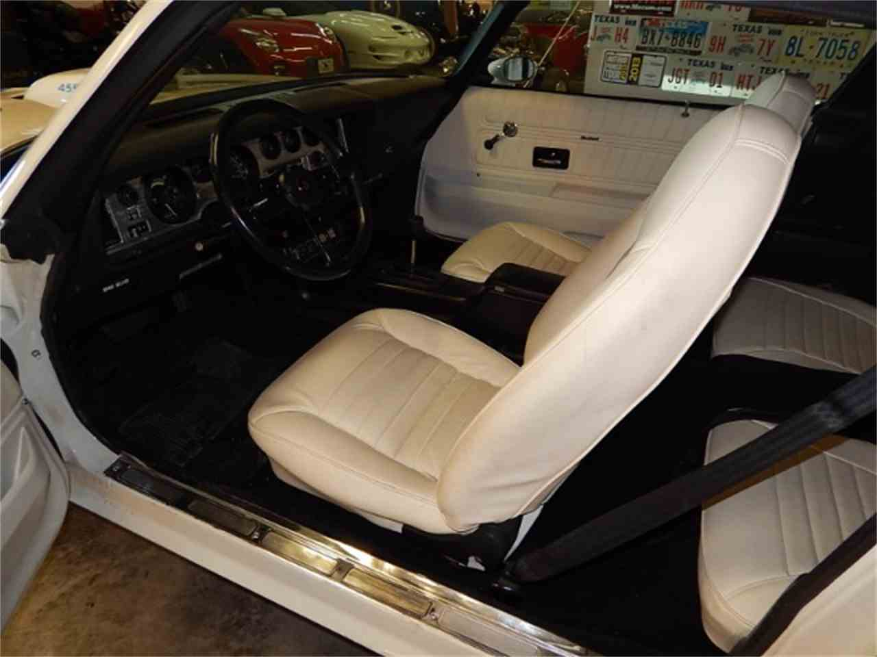 Large Picture of 1975 Firebird Trans Am - $31,900.00 Offered by Lone Star Muscle Cars - L8JT