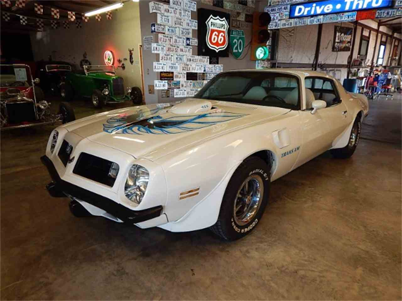 Large Picture of 1975 Pontiac Firebird Trans Am located in Texas - $31,900.00 Offered by Lone Star Muscle Cars - L8JT