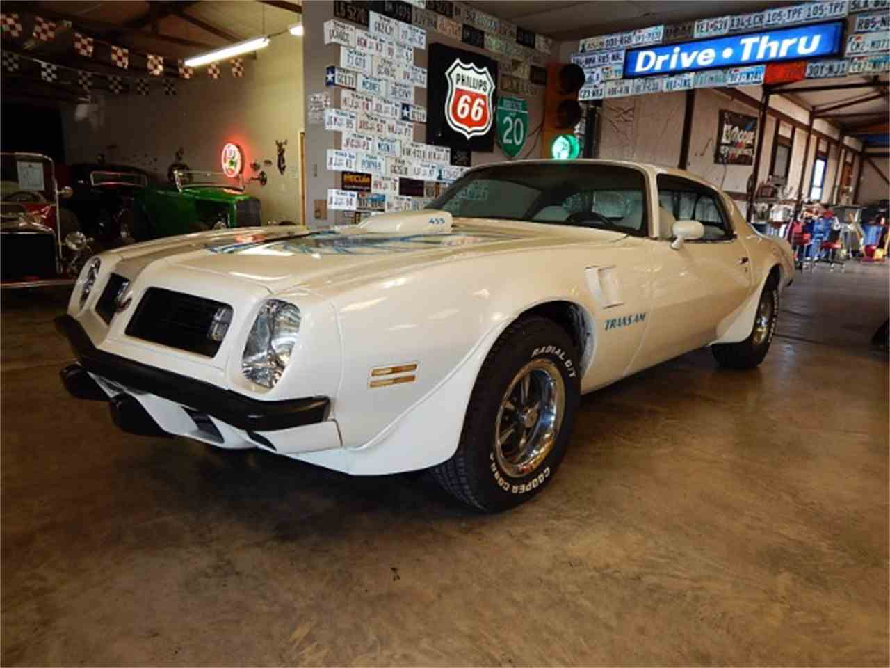 Large Picture of 1975 Firebird Trans Am located in Texas - L8JT