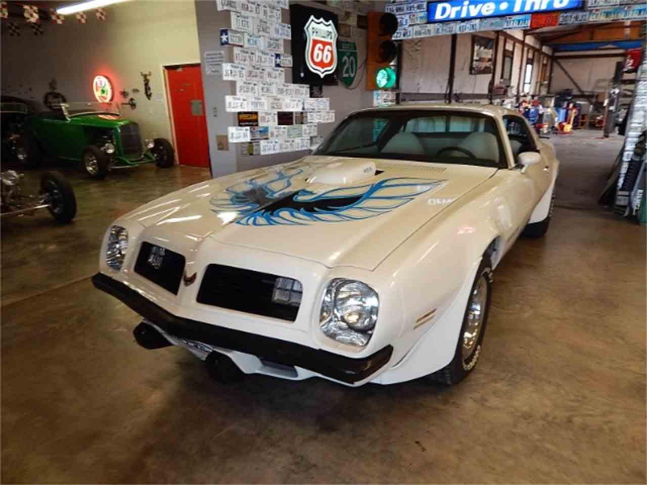 Large Picture of '75 Pontiac Firebird Trans Am - $31,900.00 - L8JT
