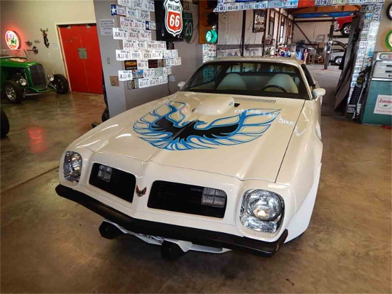 Large Picture of '75 Pontiac Firebird Trans Am located in Texas - $31,900.00 Offered by Lone Star Muscle Cars - L8JT