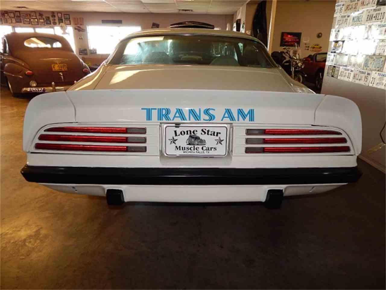 Large Picture of 1975 Pontiac Firebird Trans Am - $31,900.00 - L8JT
