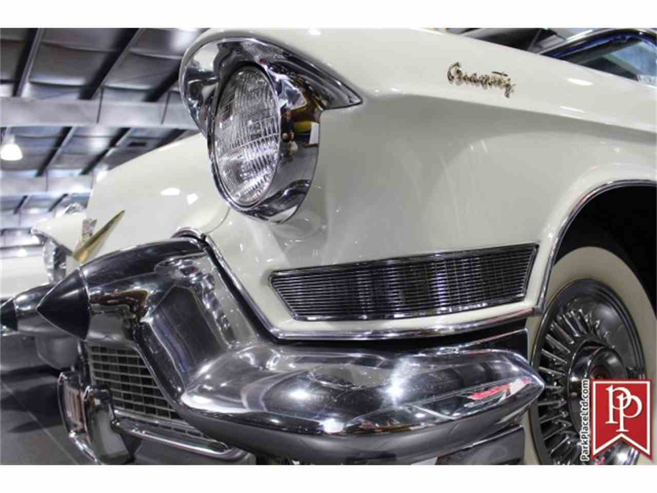 Large Picture of 1957 Cadillac Eldorado Biarritz - $127,950.00 Offered by Park Place Ltd - LEIF
