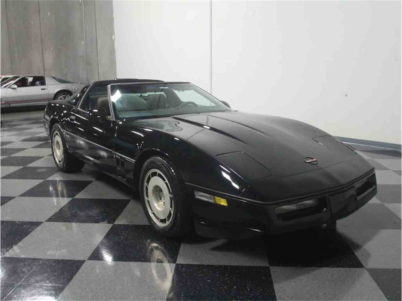 Large Picture of '86 Corvette - LEIS
