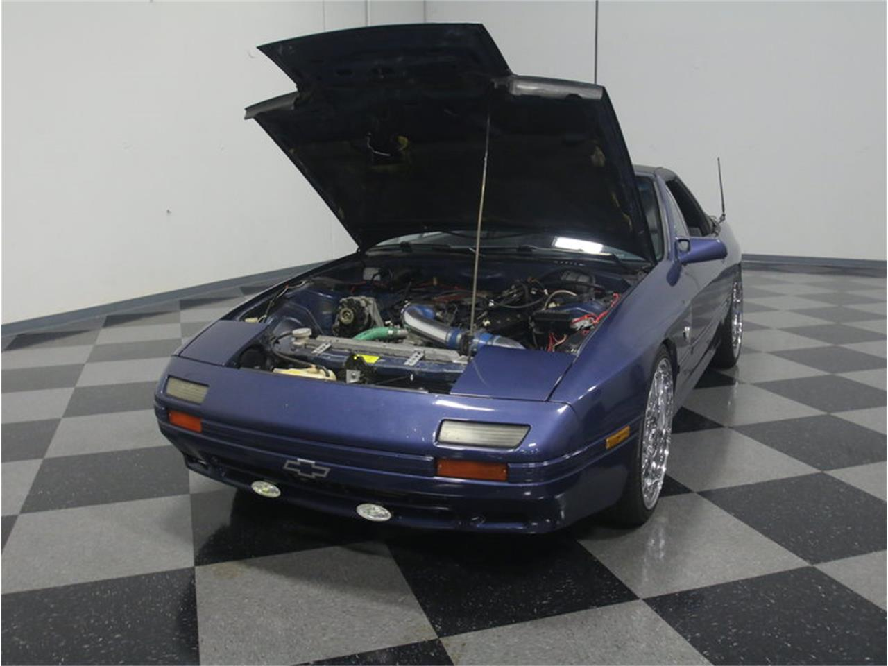 Large Picture of '88 RX-7 LT1 SWAP - LEIY