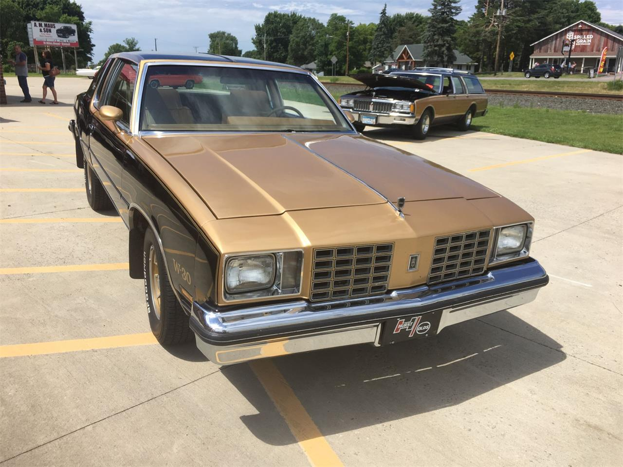 Large Picture of '79 W-30 HURST OLDS - LEJ5