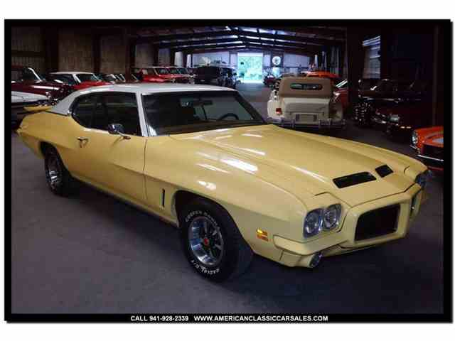 Picture of '72 Pontiac GTO Offered by  - LEJB
