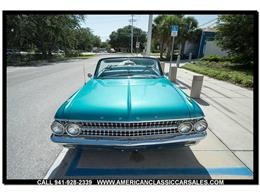 Picture of Classic '61 Ford Sunliner located in Sarasota Florida Offered by American Classic Car Sales - LEJC