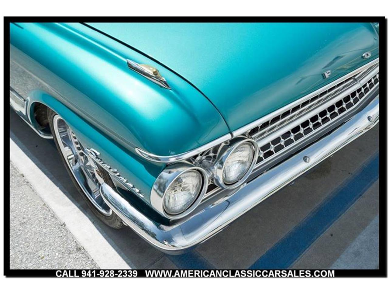 Large Picture of '61 Ford Sunliner located in Florida Offered by American Classic Car Sales - LEJC