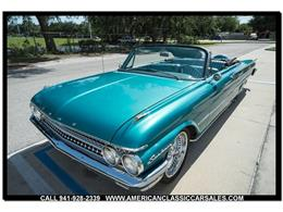 Picture of '61 Ford Sunliner Offered by American Classic Car Sales - LEJC