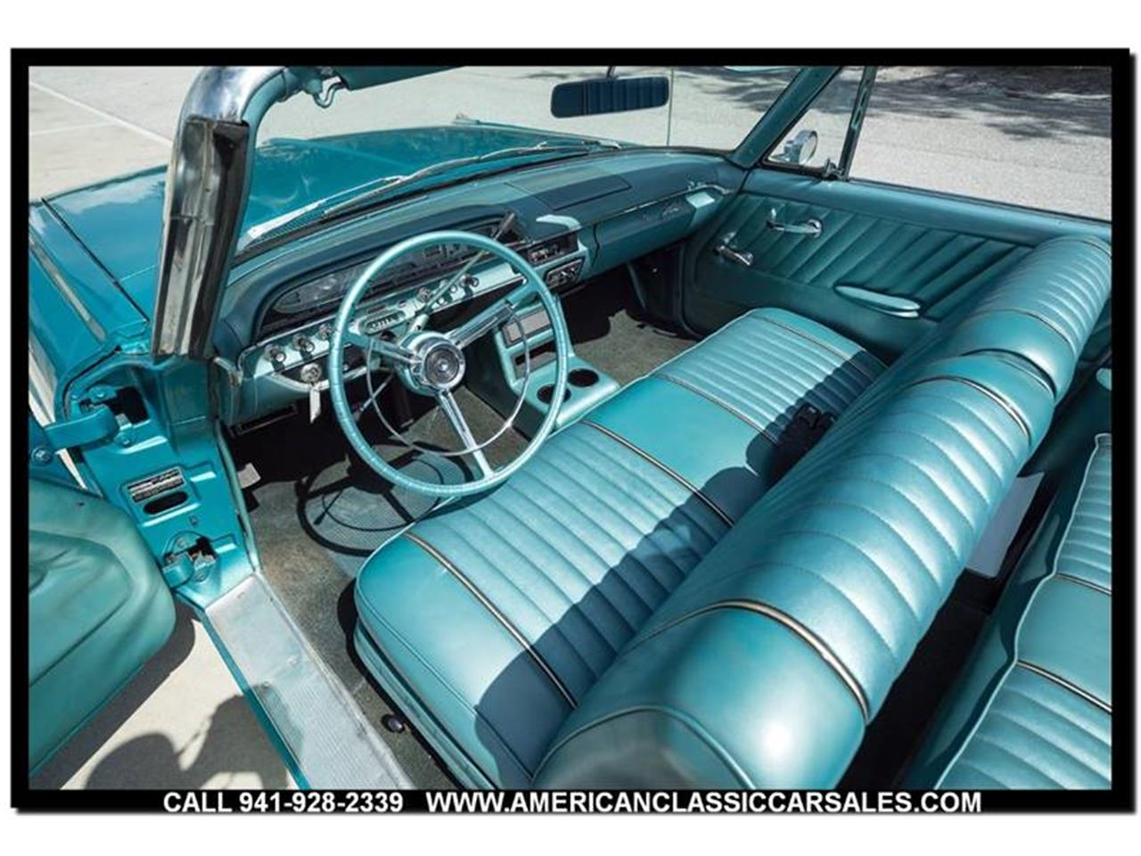 Large Picture of Classic 1961 Ford Sunliner Offered by American Classic Car Sales - LEJC
