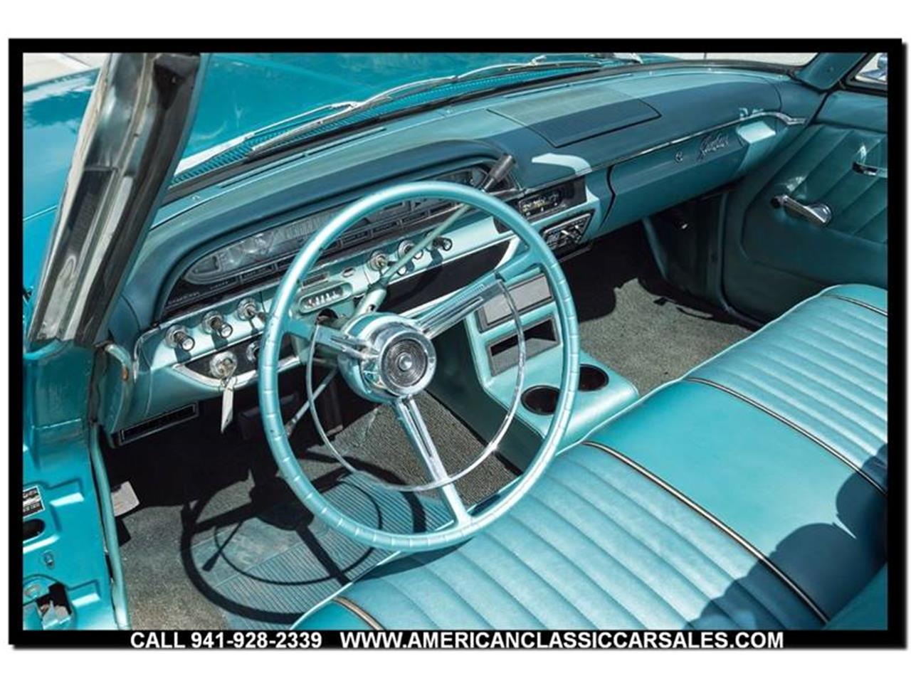 Large Picture of Classic 1961 Sunliner located in Florida - LEJC