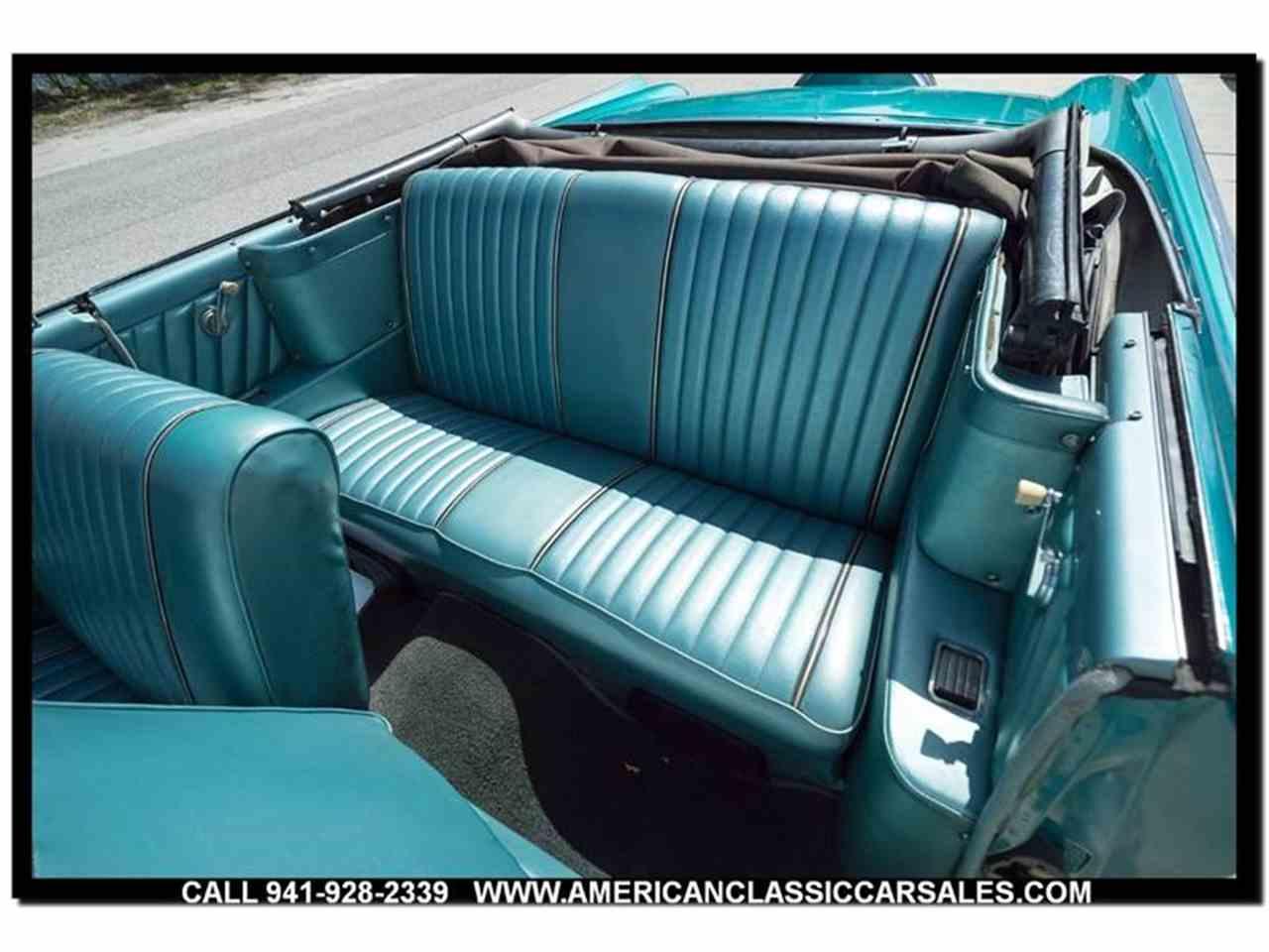 Large Picture of '61 Sunliner - LEJC