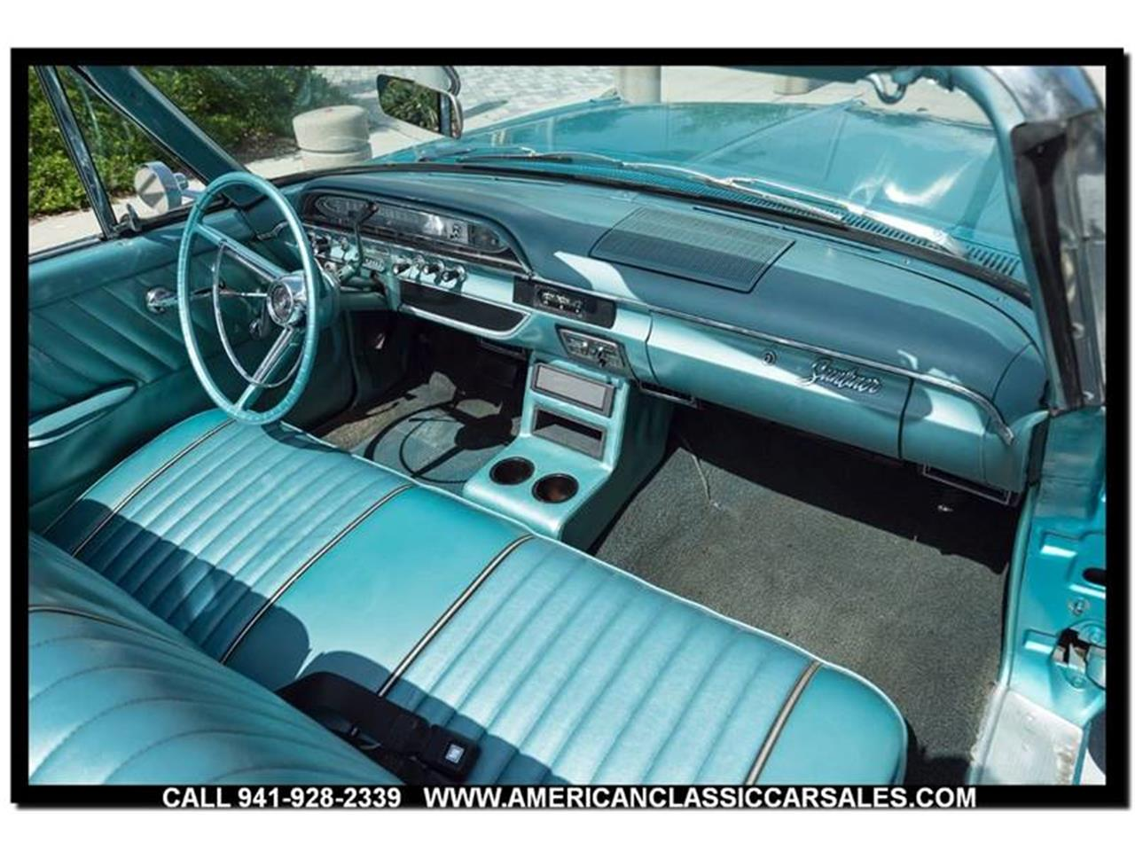 Large Picture of Classic 1961 Sunliner located in Florida - $29,320.00 Offered by American Classic Car Sales - LEJC