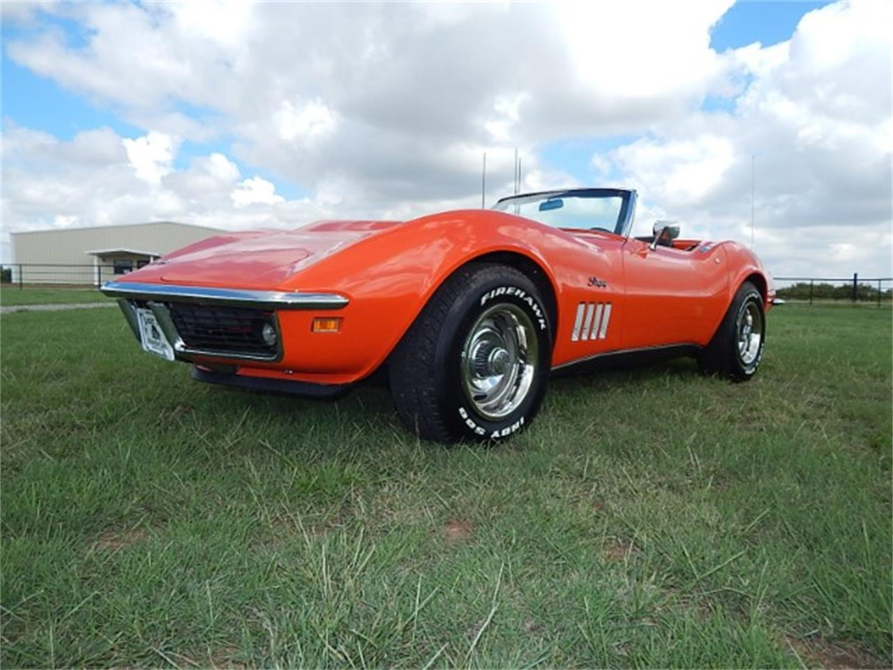 Large Picture of Classic '69 Chevrolet Corvette - L8JY
