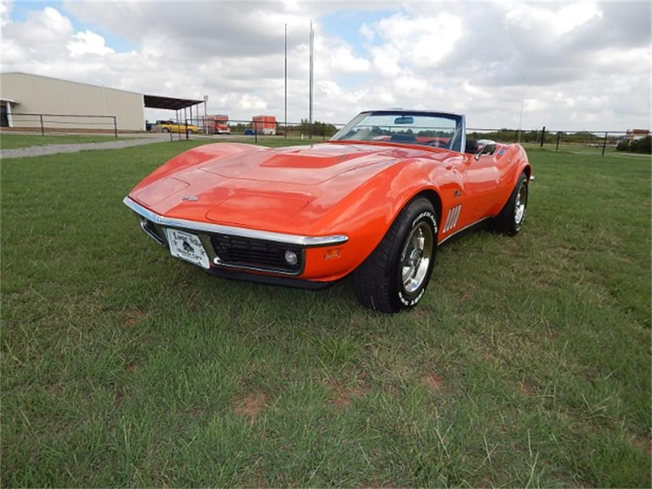 Large Picture of '69 Chevrolet Corvette - $59,950.00 Offered by Lone Star Muscle Cars - L8JY