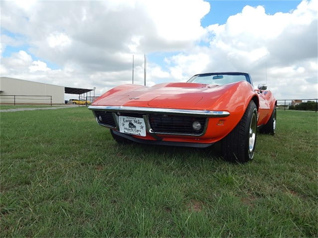 Large Picture of Classic 1969 Chevrolet Corvette located in Texas - $59,950.00 Offered by Lone Star Muscle Cars - L8JY