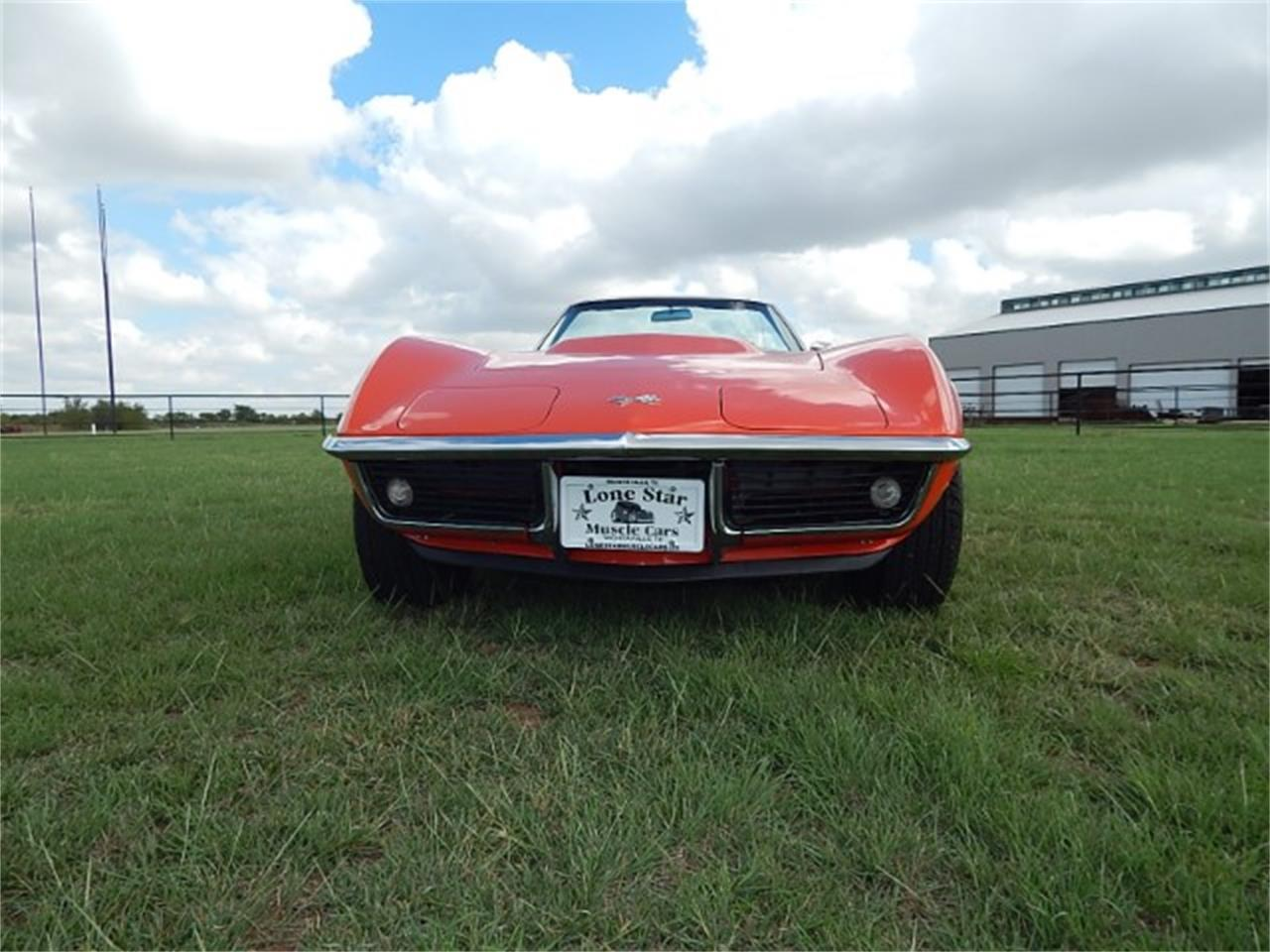 Large Picture of '69 Chevrolet Corvette located in Wichita Falls Texas - L8JY