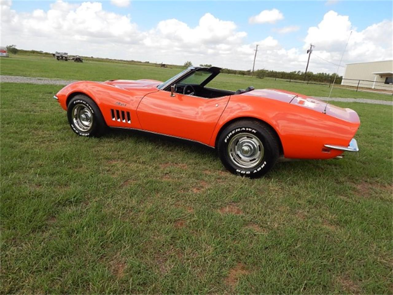 Large Picture of Classic 1969 Corvette located in Texas - L8JY